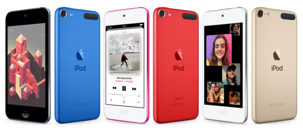 iPod touch第7世代
